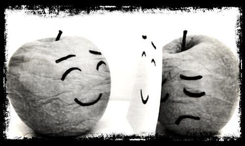 FAKE SMILE !