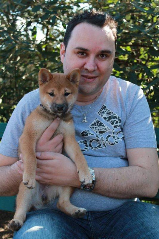 Itsumi et moi