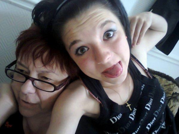 Ma maman et moi