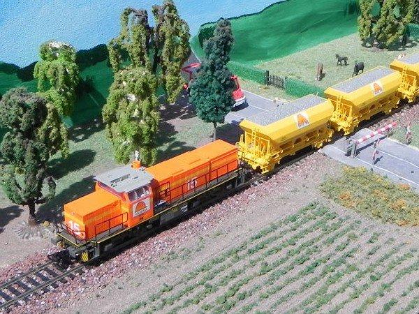 Photos de trains.