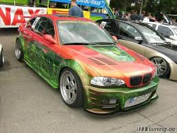 bmw serie 3   tuning