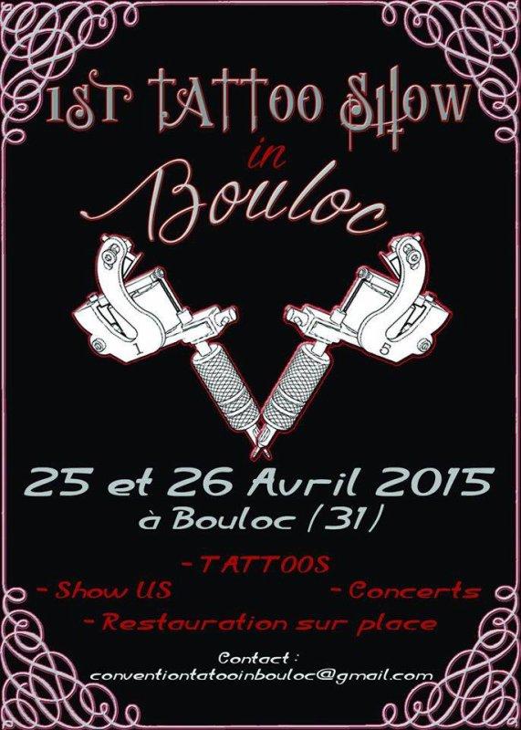 tattoo show de bouloc