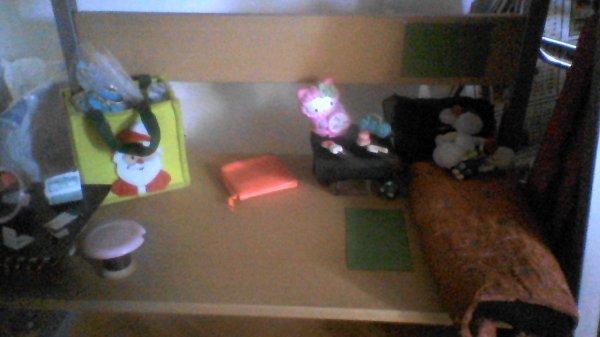 La chambre de ma puce ^^