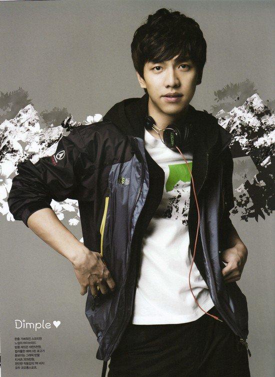 Lee Seung Gi!