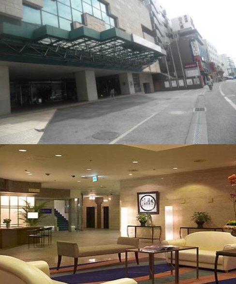 Mon voyage au Japon! Narita  => Voyage et Hôtel!
