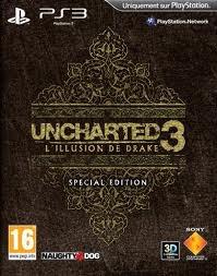 Uncharted 3 : Les Éditions spéciales