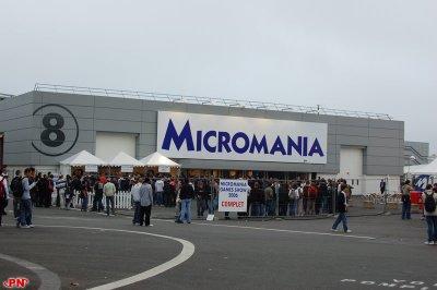 Micromania GamesTour