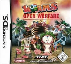 Worms Open Warfare