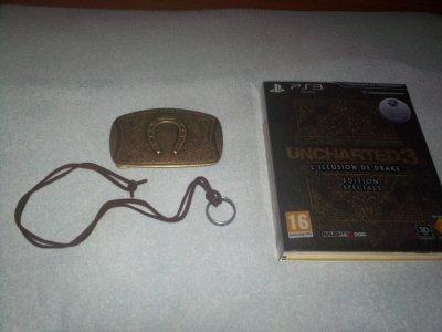 Uncharted 3 : L'edition explorer -> Présentation