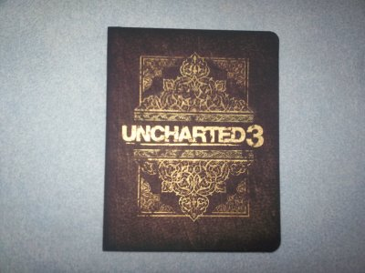 GOODIES : Edition Spéciale Uncharted 3 [ Partie 1/2 ]