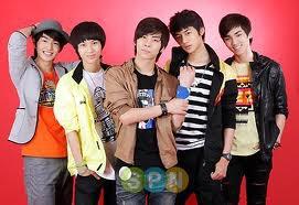 Musique Kpop:Shinee