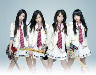 Musique Jpop:Scandal