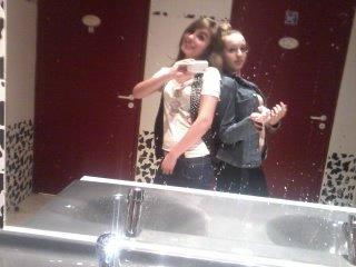 Moi et ma cousine..