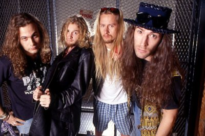 4.Alice in Chains