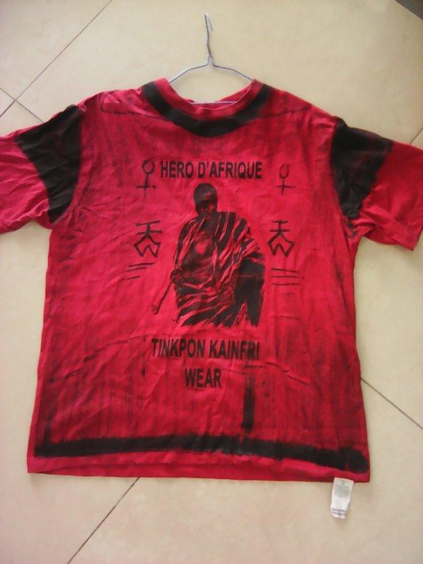 tinkpon kainfri wear nouvelle collection prevu pour le 30juillet 2016