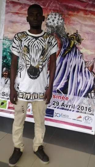 SUIVANT LES TRACES DES HEROS D'AFRIQUE TINKPON