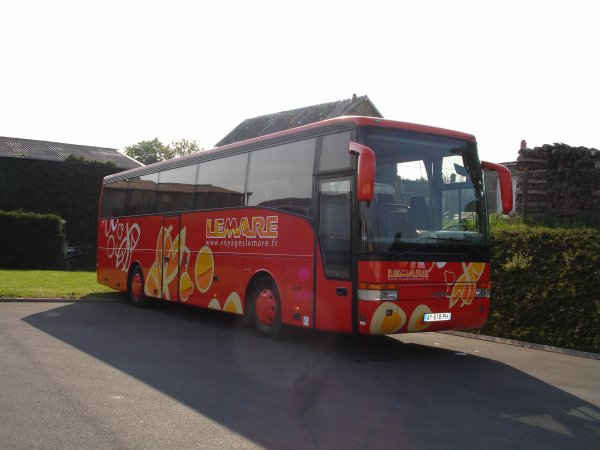 VANHOOL  T915 ALICRON
