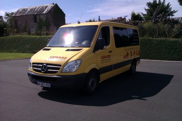 Mercedes Benz Sprinter  disponible pour la location