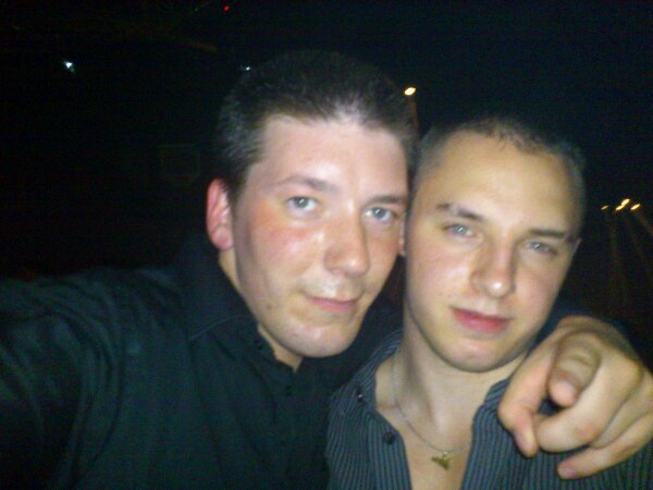 Tony & me