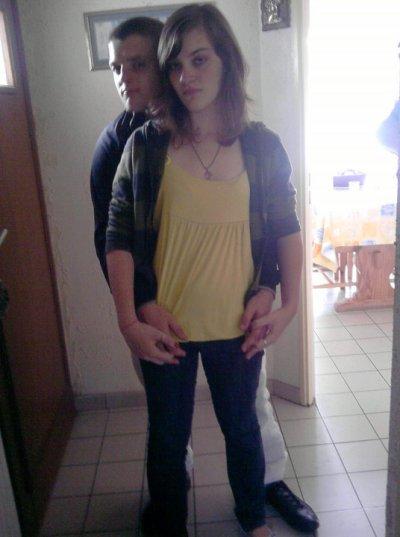 jonathan & aurélie