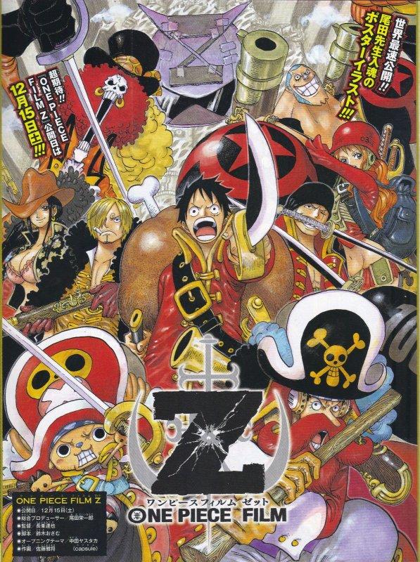 One Piece Z + Info