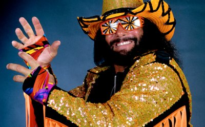 "Homage à ""Macho Man"" Randy Savage"