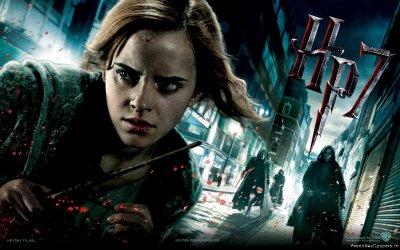 Emma Watson : 'Le tournage d'Harry Potter m'a fait pleurer'