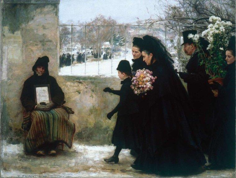 Histoire des arts #3 - L'exposition Emile Friant