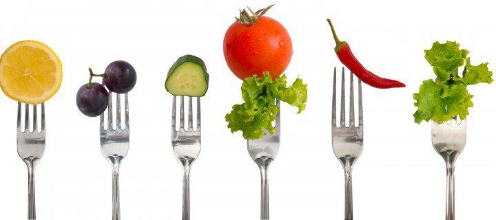 Let's talk about : Manger végétal et équilibré