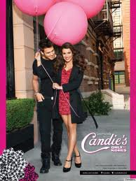 Lea Michele photoshoot pour Candie's