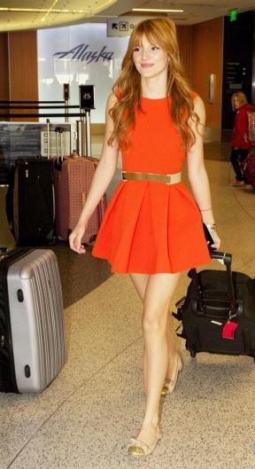 Bella Thorne à LA