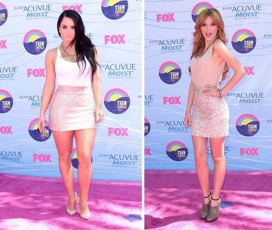 Battle de Fashion: JoJo vs. Bella Thorne!