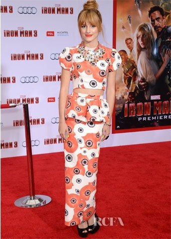 Bella Thorne - Iron Man 3