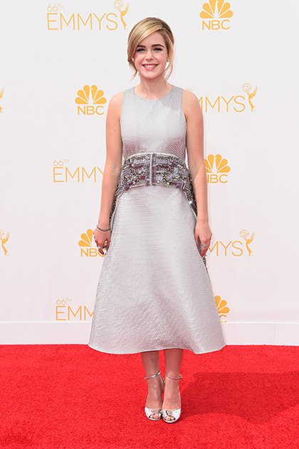 the Emmys Red Carpet