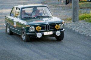 Boucle de Charleroi 2011 Musty Hubert Moors Freddy Bmw 2002 Tii 1972