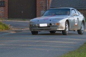 Boucle de Charleroi 2011 Camerman Dan Pigeolet Dan Porsche 944 1982