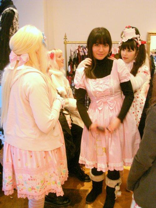 <3 Après midi entre filles organisé par Josca <3