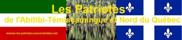 Les Patriotes des terres souverainistes