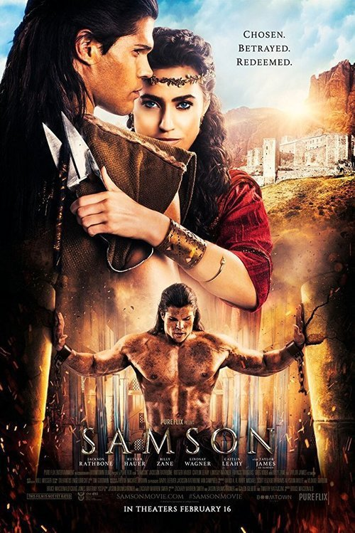 #Full #Free #Streaming #Movie#Online New℗Watch Samson (2018) Jackson Rathbone Billy Zane Taylor James Movie Download Site For Free