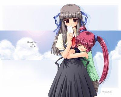 Yuri and Yaoi