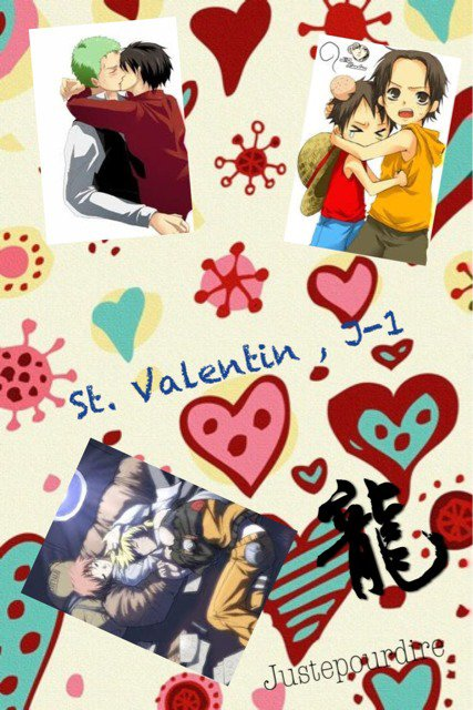 St Valentin , décompte