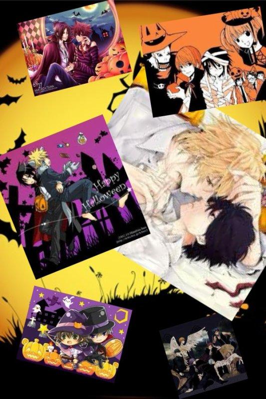 Passer un joyeux halloween