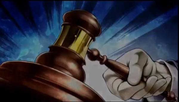 < Le Jugement de la Corruption >