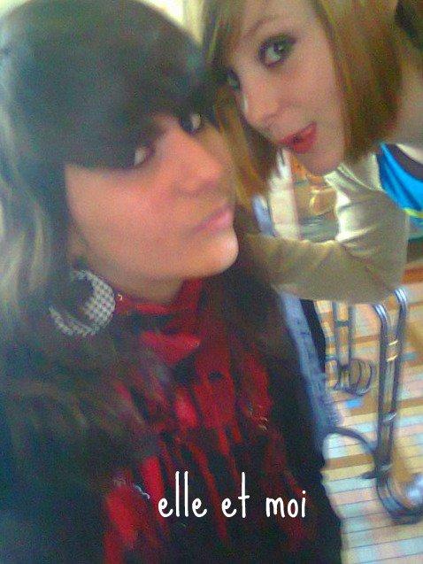 jess' et moi ♥