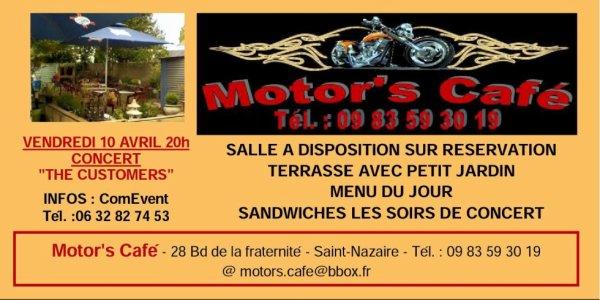 MOTOR'S CAFE