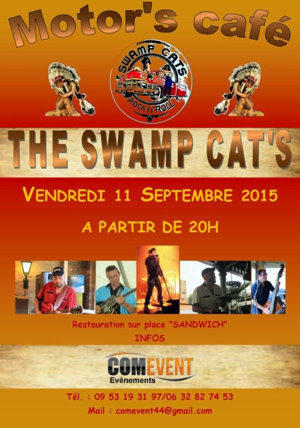 Vendredi 11 septembre 2015 à 20h
