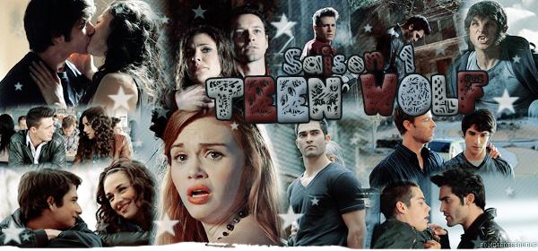 Teen Wolf Saison 1  Création : BreatheYourLifeIntoMe Bannière : Arrow-News♥