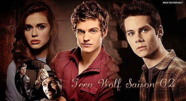 Teen Wolf Saison 2  Création : Commende-Gallerie  Bannière : Arrow-News♥