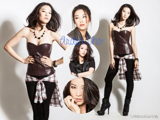 Arden Cho as Kira Yukimura Création : DeliciousSeriesUS Bannière : Arrow-News♥