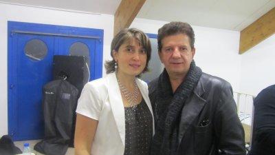 Eu e o JORGE FERREIRA